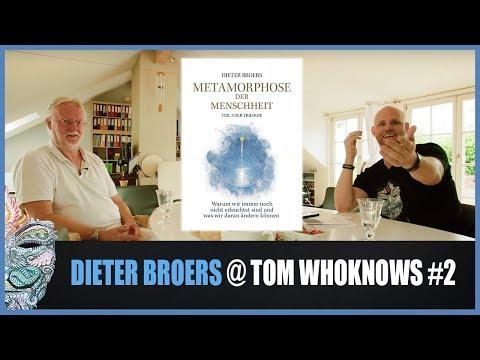 Dieter Broers - Die Metamorphose der Menschheit @ Tom WhoKnows