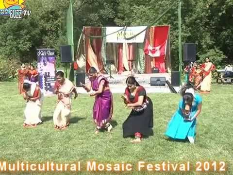 Breakfast BUZZ @ Mississauga Multicultural Mosaic Festival 2012.