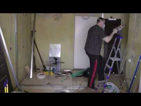 гардеробная в хрущевке смежные комнаты