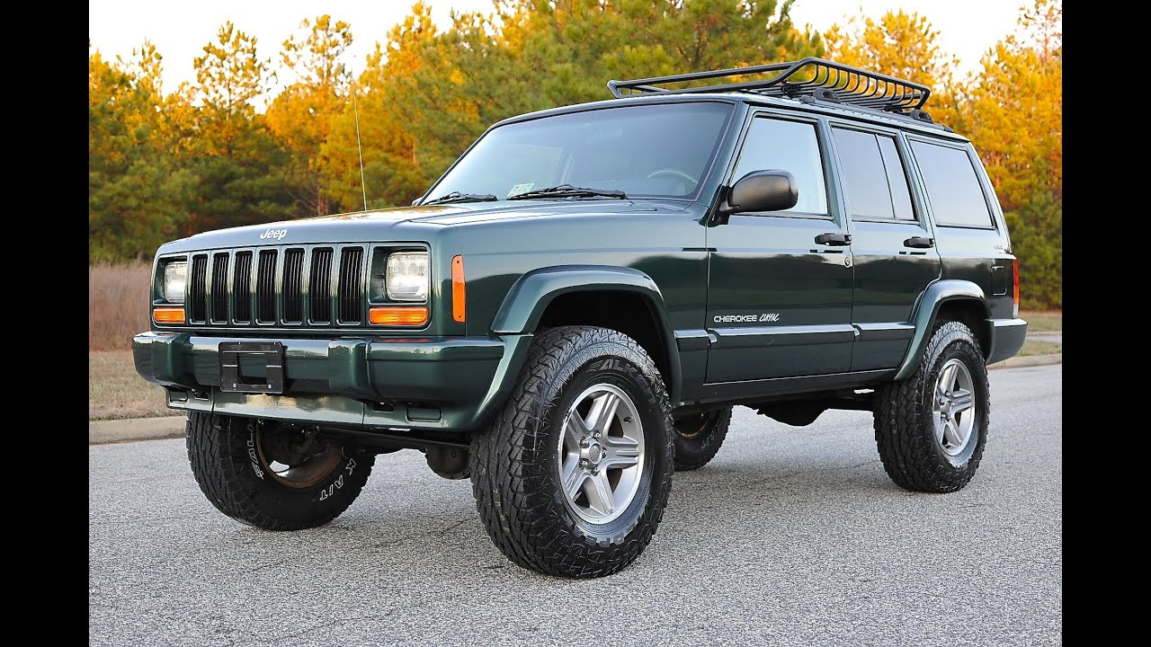 davis autosports 2000 jeep cherokee xj stage ii lifted for sale youtube. Black Bedroom Furniture Sets. Home Design Ideas