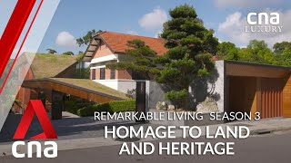 Inside the family home of Sheng Siong co-founder Lim Hock Leng | Remarkable Living