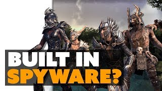 PC Games Have BUILT IN Spyware? - Game News