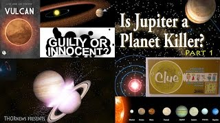 Is Jupiter a dangerous Planet Killer?