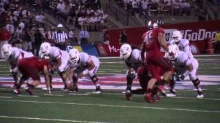 Fresno State vs Rutgers Football Highlights