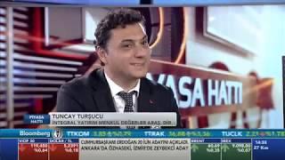 Tuncay Turşucu Güzem Yılmaz Ertem Borsa Dolar Bloomberg 271118