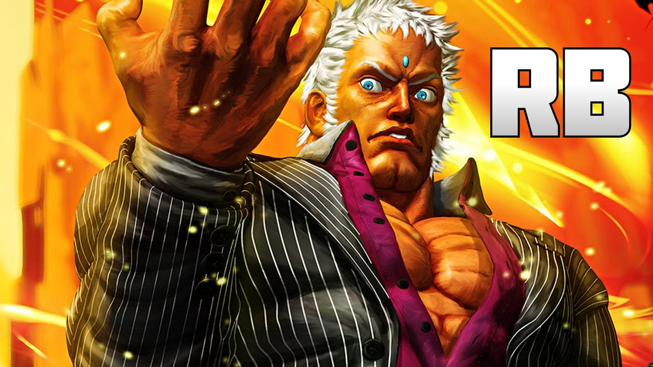 SFV S2 ▰ Check Out RB's Season 2 Urien