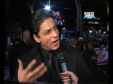 SRK - Om Shanti Om Premiere in UK