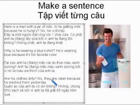 học tiếng anh video bài #4 ngoai ngu dich sang tieng anh tu dien anh viet dich