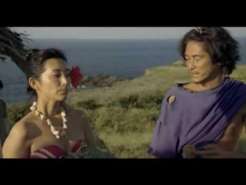 木村多江 東京島 CM スチル画像。CM動画を再生できます。
