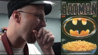 Channel Awesome Tries Batman Cereal