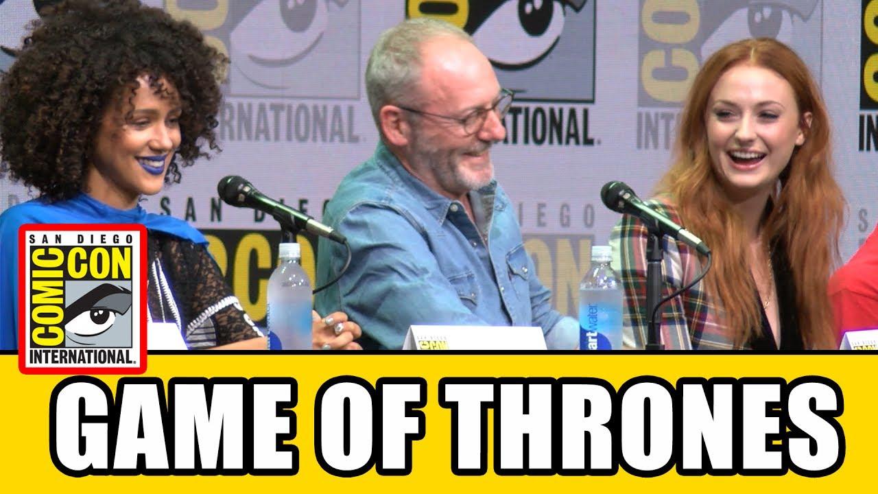 GAME OF THRONES Comic Con 2017 Panel - News, Season 7 & Highlights