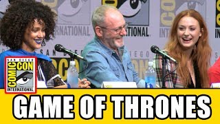 GAME OF THRONES Comic Con 2017 Panel - News, Season 7 & Highlights
