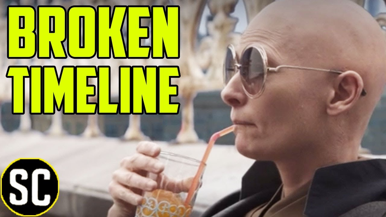 Download Avengers: Endgame Ancient One Deleted Scene EXPLAINED