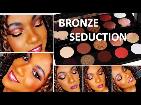 Pat McGrath Bronze Seduction - Easy Eye Look thumbnail