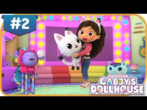GABBY'S DOLLHOUSE #2   Spin Master Studios   Educational   Game for kids   Fun mobile game   HayDay