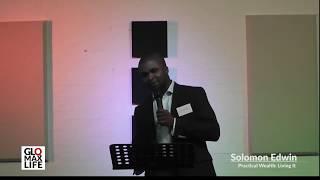 GLQ Maximum Life Series – Solomon Edwin