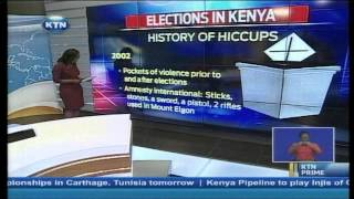 The history of elections in Kenya