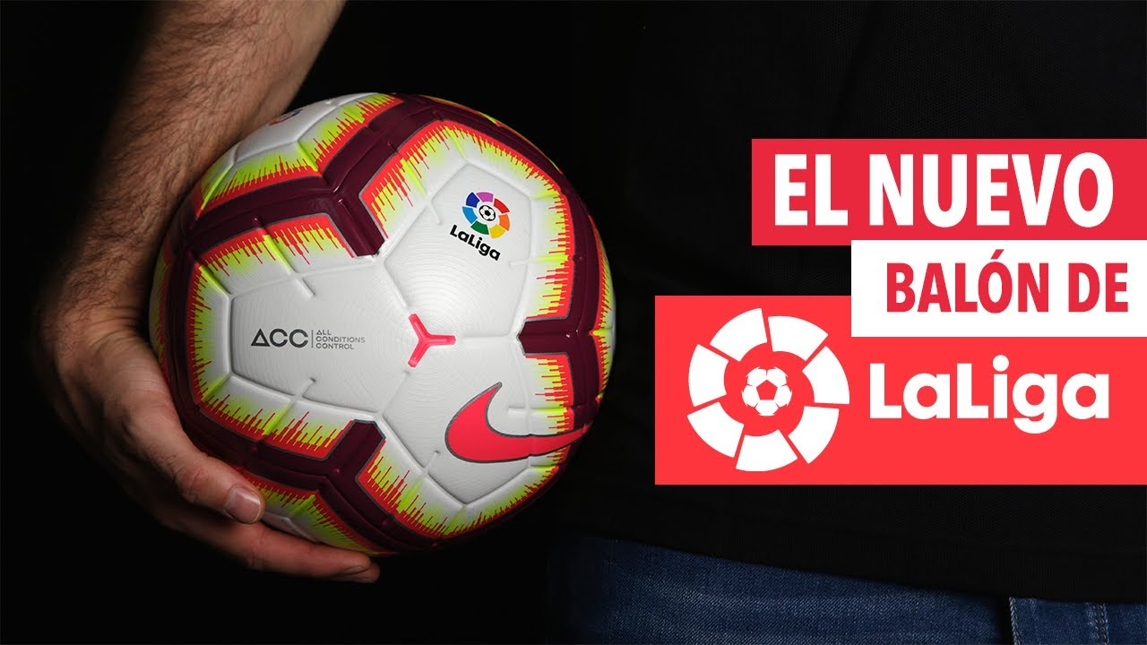 fragmento Divertidísimo sentar  UNBOXING: ¿Conoces Nike MERLIN, el nuevo balón de LaLiga Santander  2018/2019? - YouTube