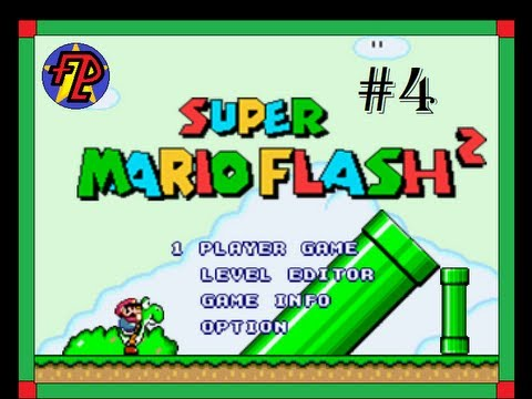 super mario flash 4 game