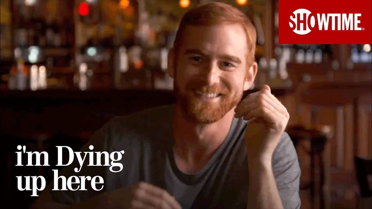 Download Andrew Santino: Life of a Stand-Up Comedian   I'm Dying Up Here   SHOWTIME