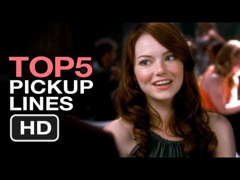 Top 5 Pick Up Lines - Valentine's Day Quiz - HD Movie