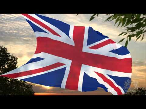 God Save the King 1943 recording — London Philharmonic Orchestra & Sir Henry Wood