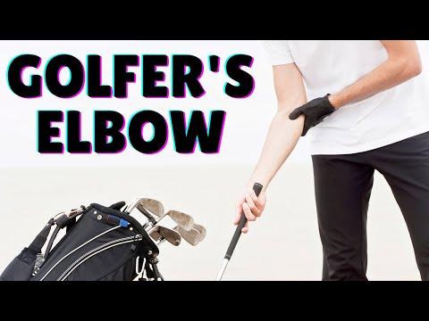 10 Best Self-Treatments for Golfer's Elbow (Medial Epicondylitis)