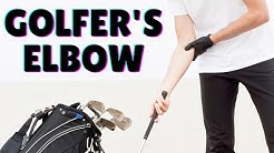 10 Best Self-Treatments for Golfer's Elbow (Medial Epicondylitis)