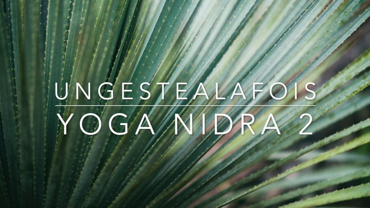 Séance de Yoga Nidra de 30 minutes - YouTube