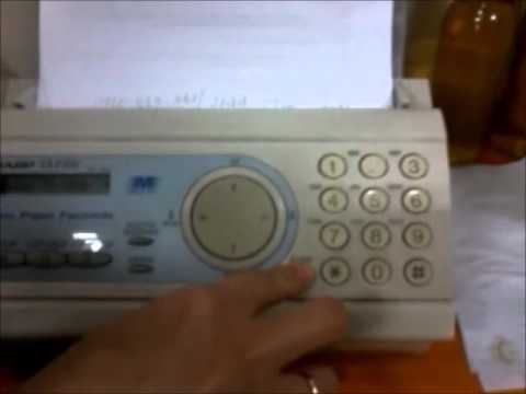 ACLC Meycauayan how to use a Fax Machine