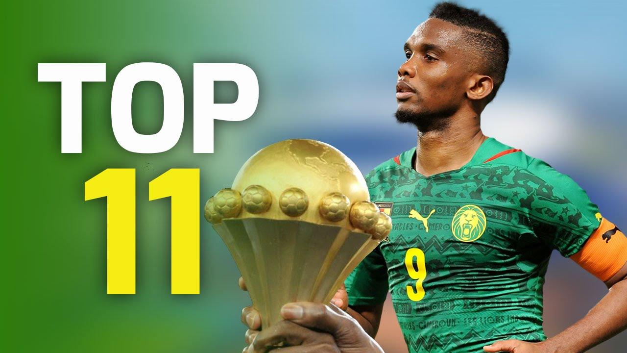 Les 11 meilleurs buteurs en coupe d 39 afrique des nations youtube - Meilleur buteur en coupe d europe ...