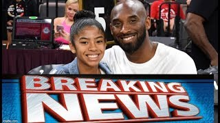 BREAKING NEWS- KOBE BRYANT AND DAUGHTER GIGI DIES IN HELICOPTER CRASH