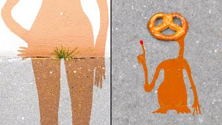 Genius Graffiti Art That Will Make You Smile - Part 2