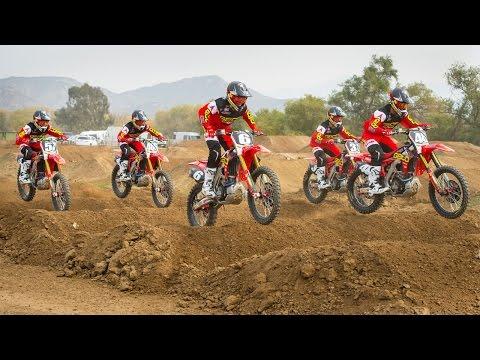 Pro Taper Moto Videos