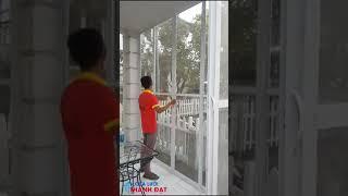 Mẫu Cửa Lưới Chống Muỗi 06