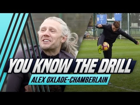 Oxlade-Chamberlain v Bullard v Holding - Skills Challenge - You Know The Drill