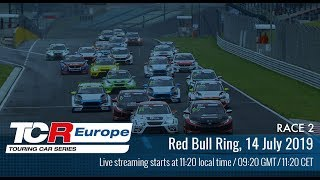 2019 Red Bull Ring, TCR Europe Round 8 in full