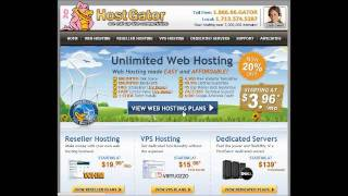 Hostgator Packages And Plans