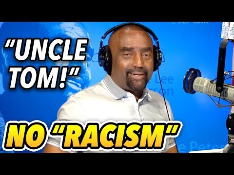 """Not One Black Person Has Experienced """"Racism,"""" Ever. (Man Named """"Joyce"""" Cries """"Uncle Tom"""")"""