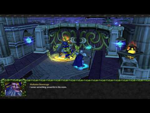 Malfurion's Quest Episode: 10 - Temple of the Moon (1/2) [EVIL]