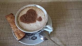Утренний кофе с молоком и корицей с продукцией Фаберлик!!!