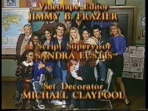 Head of the class (sitcom) - closing credits