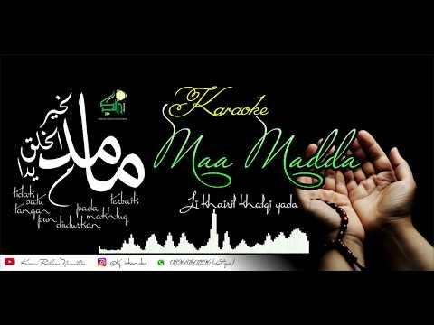 Karaoke Ma Madda (arabian Mix Band)