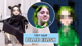 We Transformed This Doll Into Billie Eilish | Doll Makeover