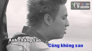 Karaoke Hy Vọng   Acoustic Version   Tăng Nhật Tuệ