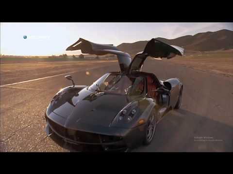 Supercar, Auto da sogno - Pagani Huayra