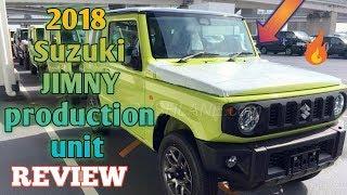 2018 Maruti Suzuki Jimny price, REVIEW   production unit   spy shots [Car Guru] small SUV