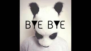 Cro - Bye Bye (lyrics)