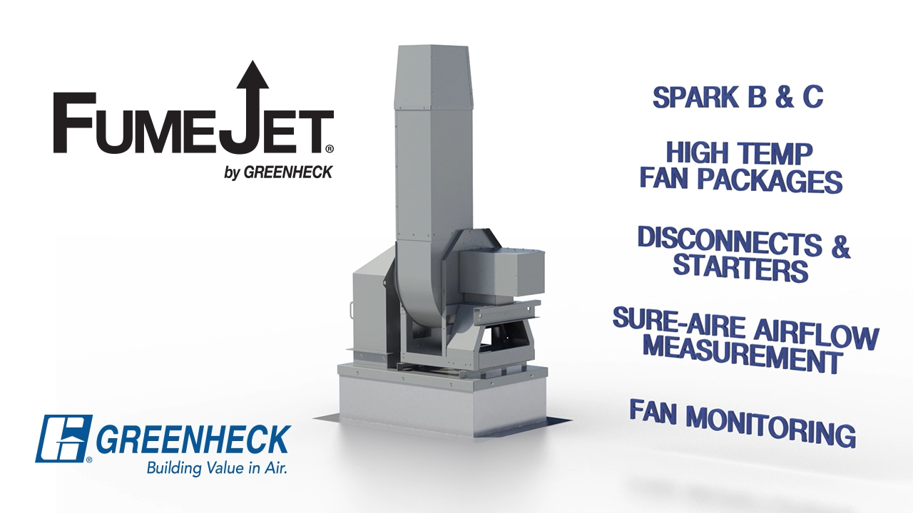 greenheck products information air