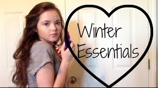 Winter Essentials | Rileyalex Thumbnail